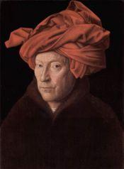 Jan Van Eyck - El hombre del turbante rojo