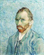Self Portrait Van Goh